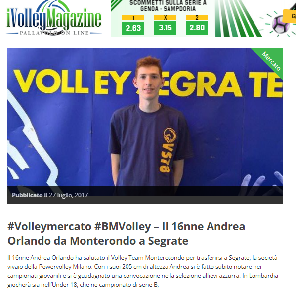 volley-magazine