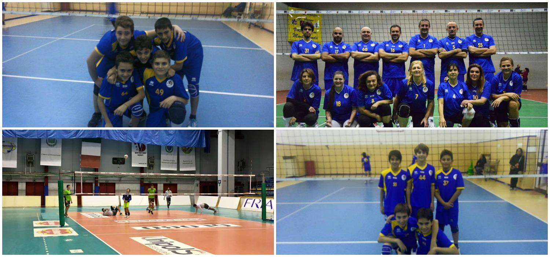 Volley Team, le partite di sabato 19 dicembre