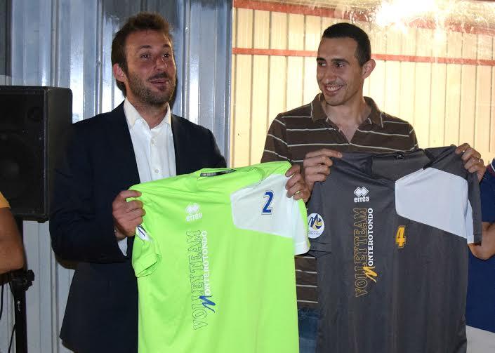 Cesarini e Martinoia, due importanti ritorni per la Serie D gialloblù