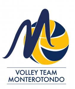 logo volley team monterotondo