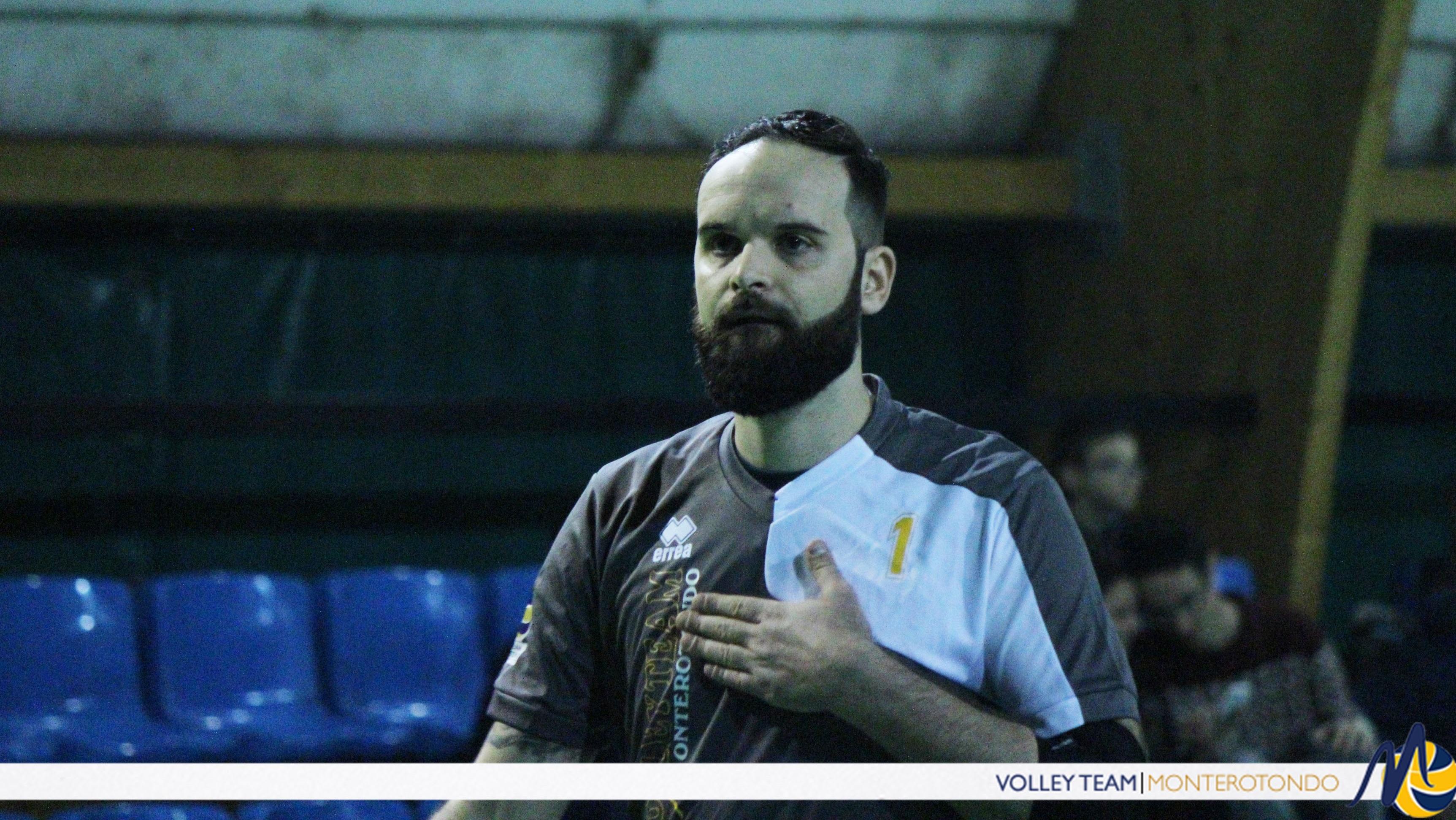 """Volley Team – Campagnano. Corrente ci crede: """"Siamo carichi, è come una finale"""""""