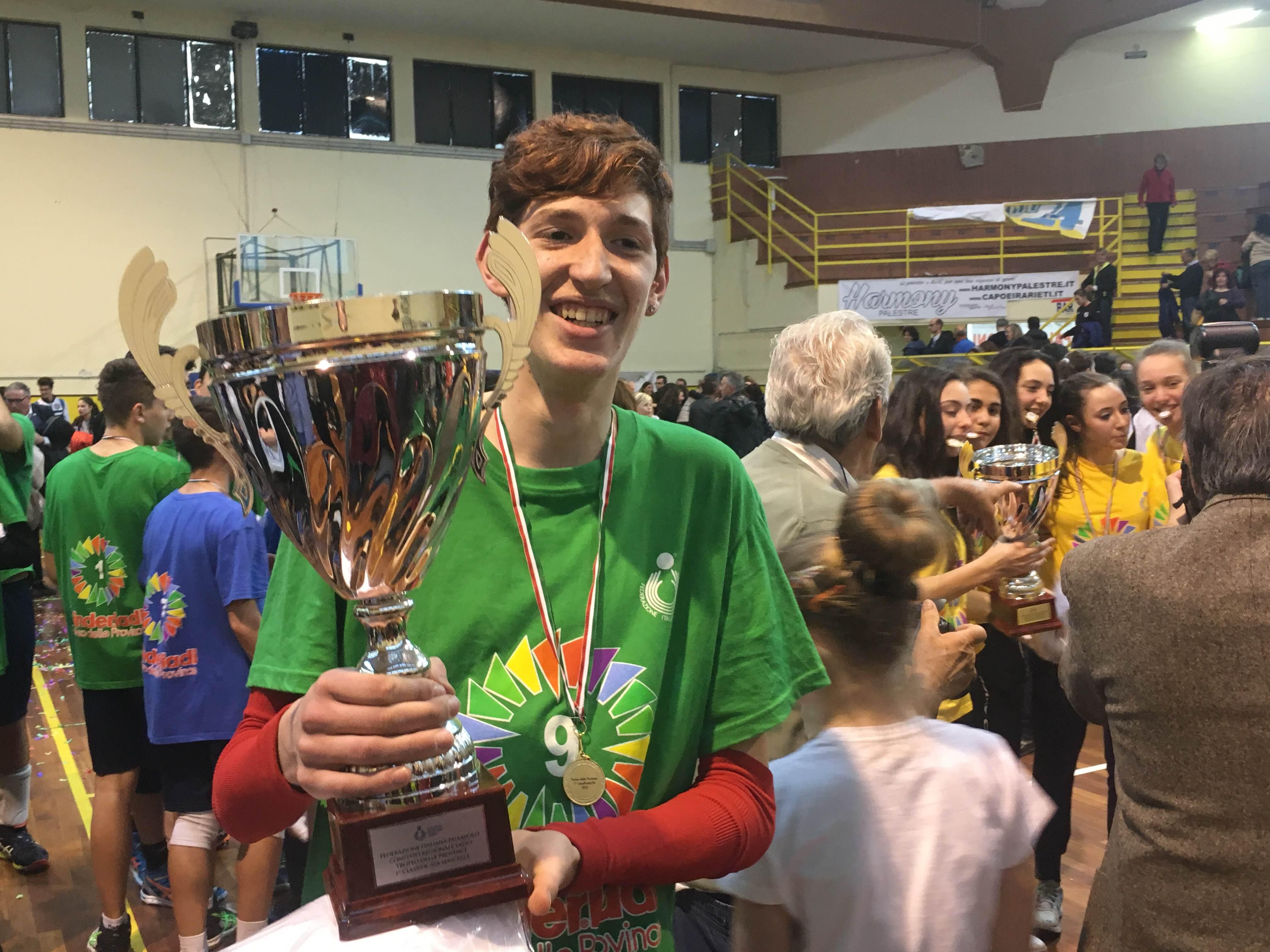 Andrea Orlando vince il Trofeo delle Province con Roma1 (FOTO)