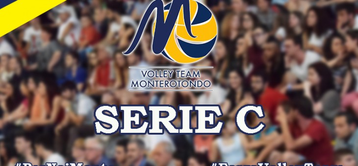 Ufficiale. La Volley Team Monterotondo promossa in Serie C!