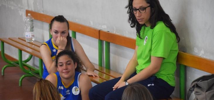 """Under 16F al via, Francesca Ballini: """"Amo il volley perché alimenta passione"""""""