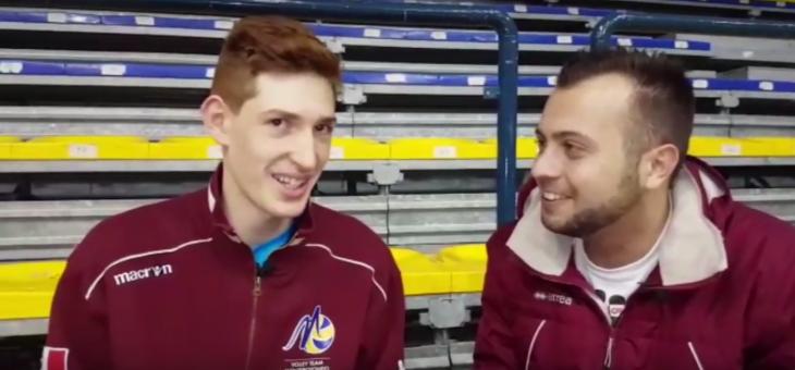 """Quattro chiacchiere con Orlando: """"Felice di giocare in C"""" (VIDEO)"""