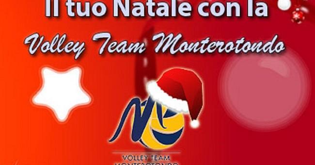 Il tuo Natale con la Volley Team Monterotondo