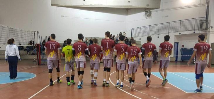 Serie C. Casal Bertone detta legge in casa: Volley Team sconfitta 3-0