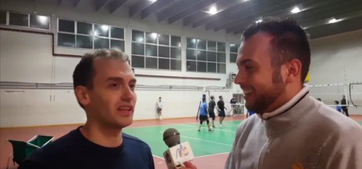 """Quattro chiacchiere con mister Zampana: """"Ci toglieremo soddisfazioni"""" (VIDEO)"""