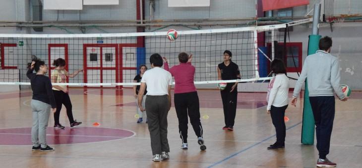 """""""Giocare insieme"""". Volley Team e Il Pungiglione per l'inclusione sociale"""