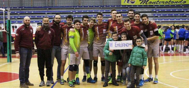 Serie C. Monterotondo vince e ritrova il sorriso: Prati battuto 3-1