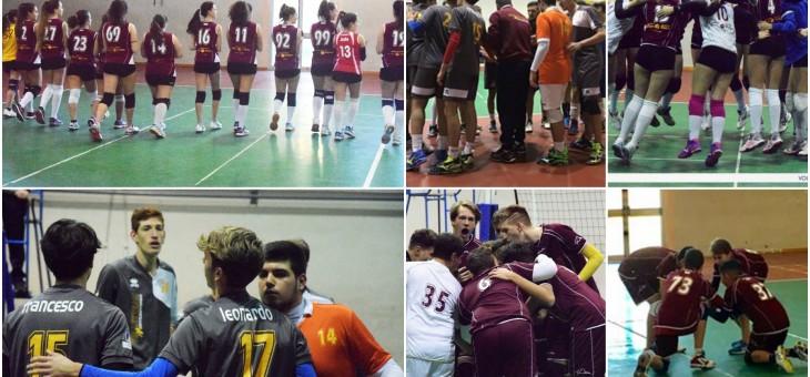 L'U18 vince in trasferta, bene anche gli U13. L'U16 di Pozza ai quarti di finale