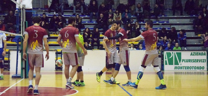 Serie C. La Volley Team cede il passo a Latina. I pontini passano in 4 set