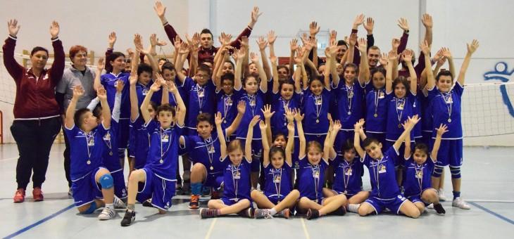 Torneo di Fiano – I sorrisi e le emozioni dei nostri bambini (FOTO)