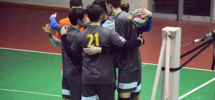 U18M – Fase regionale: Volley Team sconfitta da Roma Volley