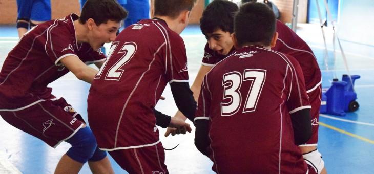 U13M – Fase regionale. Volley Team contro Tuscia e Sempione