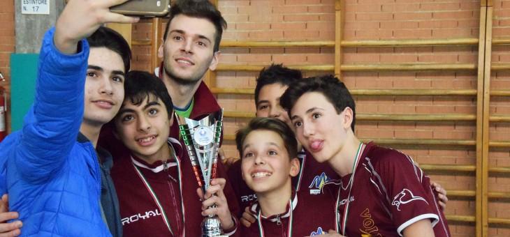 U13M, Volley Team Monterotondo al 5° posto – Le foto della finale