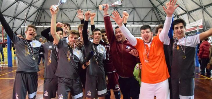 Under 18 #CAMPIONI! Vittoria straordinaria per i ragazzi di Pozza
