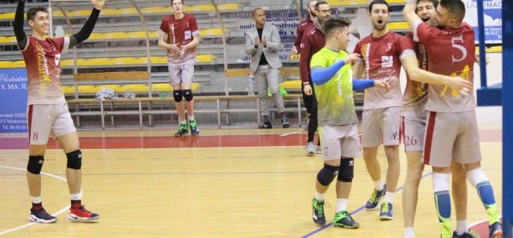 Serie C. C'è Roma7 al palazzetto: la Volley Team cerca tre punti