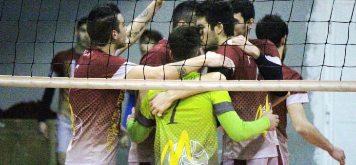 Serie C. Lazio troppo forte, Volley Team a testa alta