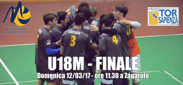 U18M – Road to final: il cammino della squadra di Pozza fino al Tor Sapienza (VIDEO)