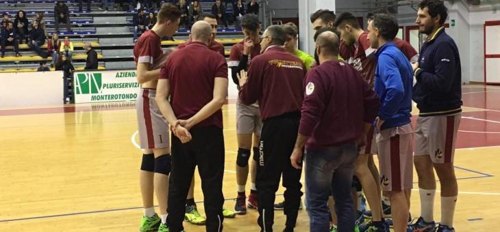 Serie C. Monterotondo cade in casa: Roma7 vince in rimonta