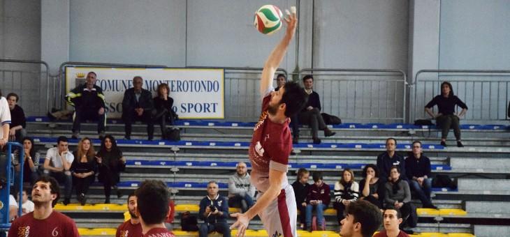 Serie C. La rimonta si ferma al tie-break: Roma 12 passa 2-3