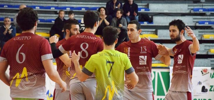 Serie C. Volley Team-Roma 12: la sfida alla capolista