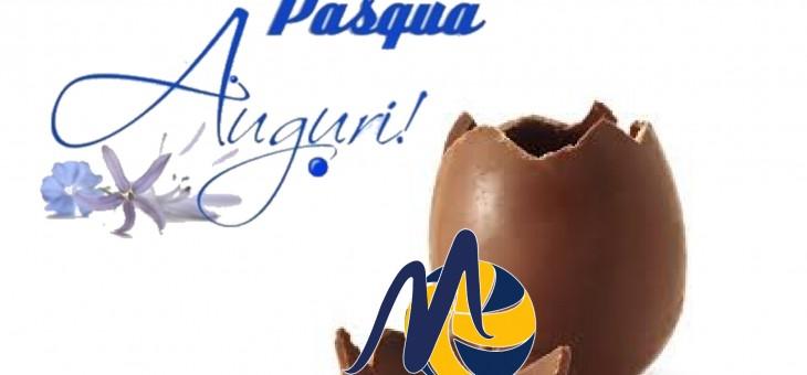 Buona Pasqua dalla Volley Team Monterotondo!