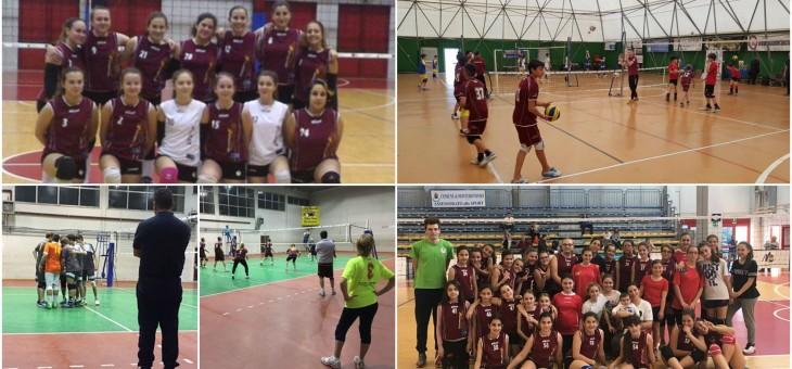 Under 16 femminile tra le migliori 8. U13M 4a nella finale regionale