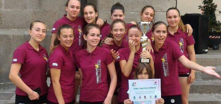 """L'Under 16F vince il """"Trofeo Salicone"""""""