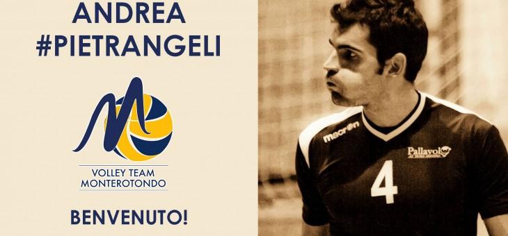 """Serie C. Andrea Pietrangeli è il primo colpo: """"Faremo le cose in grande"""""""