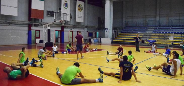 Serie C. Primo allenamento al palazzetto: inizia la stagione 2017-18 (FOTO)