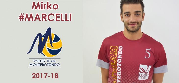 """Serie C. Marcelli: """"Continuerò a lottare per questa maglia"""""""