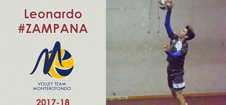"""Serie C. Zampana in prima squadra: """"Un sogno che si realizza"""""""