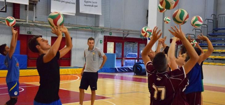 Riprendono le regolari attività della Volley Team Monterotondo