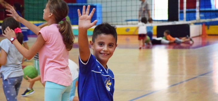Festa Minivolley. Buona stagione ai nostri piccoli atleti (FOTO)