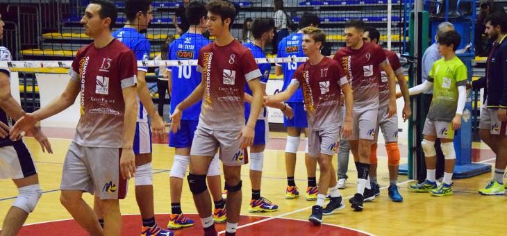 Volley Team Monterotondo e Club Italia: che spettacolo al palazzetto! (FOTO)