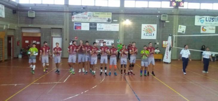 Serie C. Volley Team grandiosa: 0-3 a Sporting Faiti e 1° posto in classifica