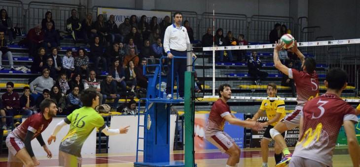 Volley Team, 3-2 a Maglianese davanti ai 300 del palazzetto
