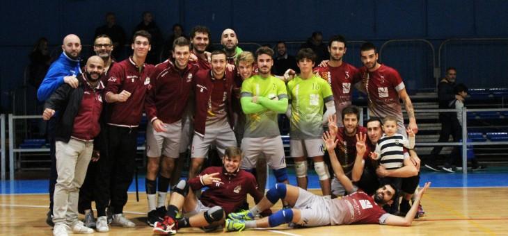 Serie C. Contro Volley School Colli Albani è una sfida da vertice