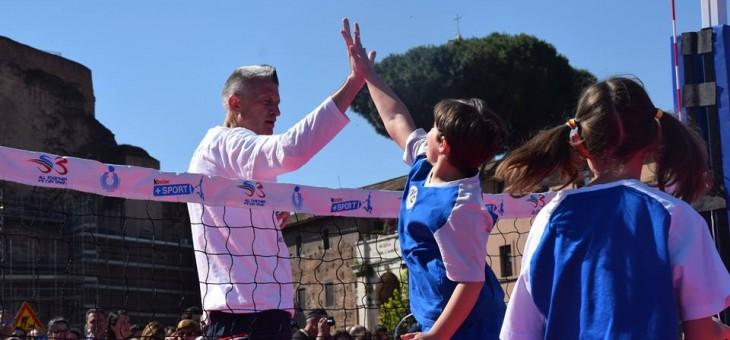 Lunedì 27 novembre Andrea Lucchetta a Monterotondo!