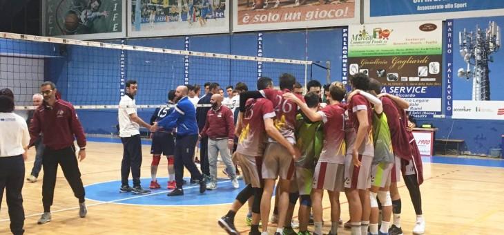 Serie C. La capolista Monterotondo vince ancora: 0-3 a Marino
