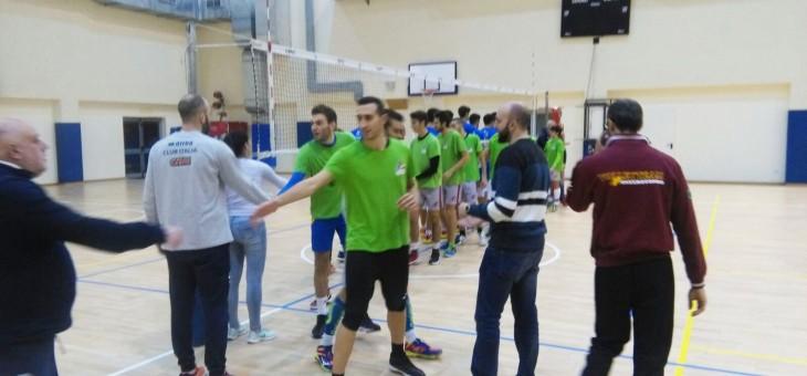 Volley Team Monterotondo e Club Italia fanno il bis: 2-2 il secondo test