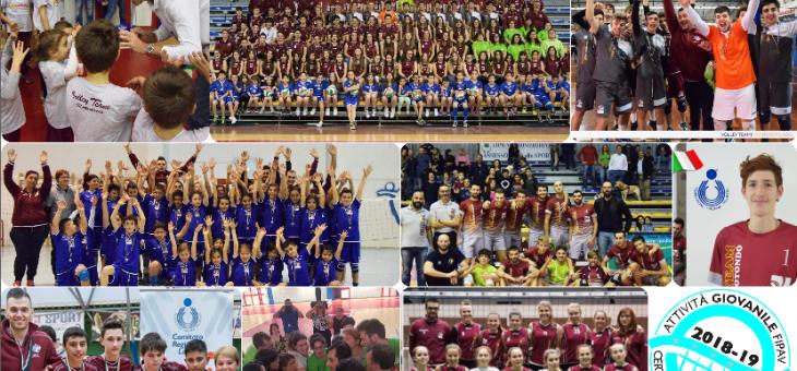 Giovani, sociale e risultati: il 2017 della Volley Team Monterotondo