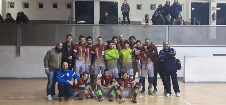 Serie C. La capolista Monterotondo fa 9 su 9: tre punti anche a Fiumicino