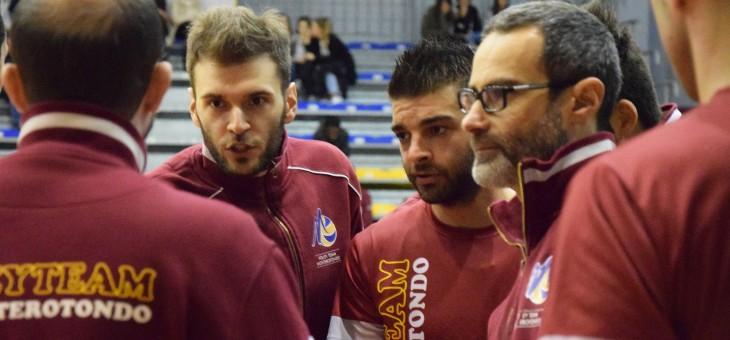 Serie C. Spettacolo a Isola Sacra, ma la Volley Team cade 3-1