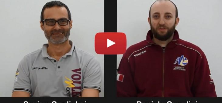 Intervista doppia Savino Guglielmi – Daniele Quaglini (VIDEO)