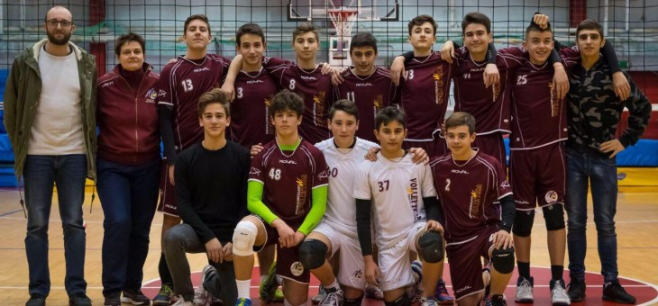 U16M. La Volley Team ai quarti: Albano battuta 3-2