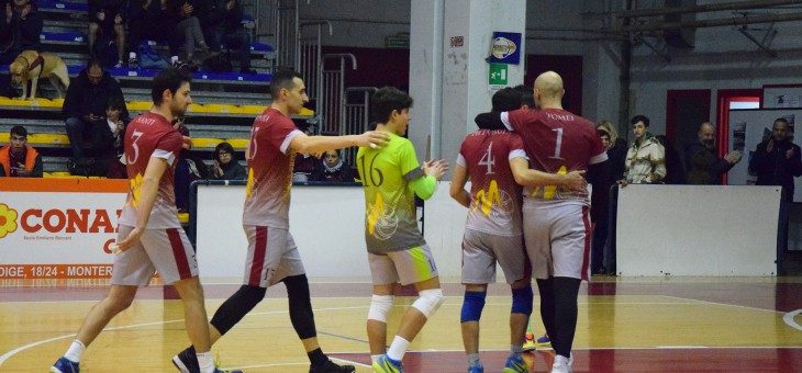 Serie C, Monterotondo ospita Faiti: gara in diretta streaming