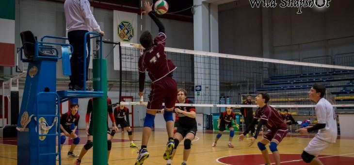 """U16M, Quarti di finale: Ardea-Volley Team 3-2. Storno: """"Testa al ritorno"""""""